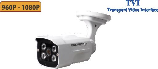 Camera 608TVI 2.0 - ESCORT