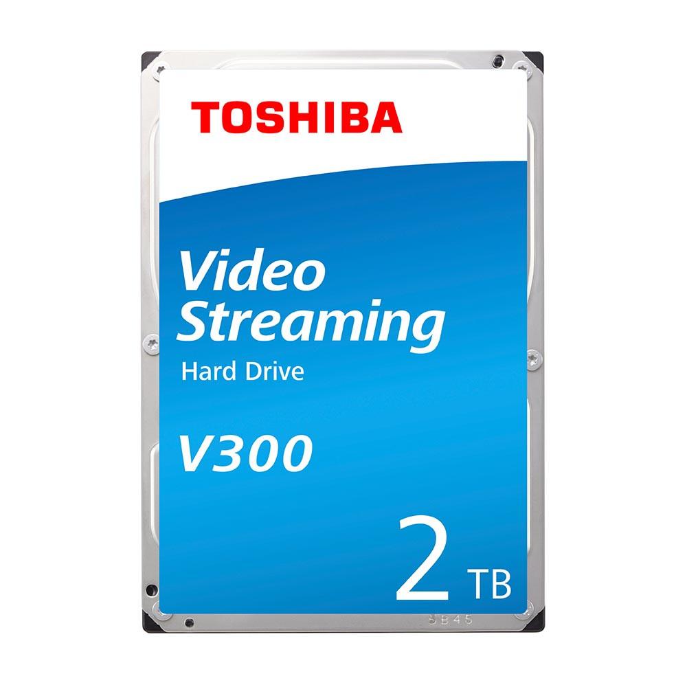 Ổ cứng HDD Toshiba V300 2TB (HDWU120UZSVA) - Chuyên Camera , Video Streaming