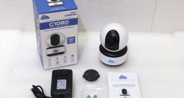 Camera Wifi VitaCam C1080 - Sản phẩm mới lên kệ tháng 5/2019 tại Camera Kiên Giang