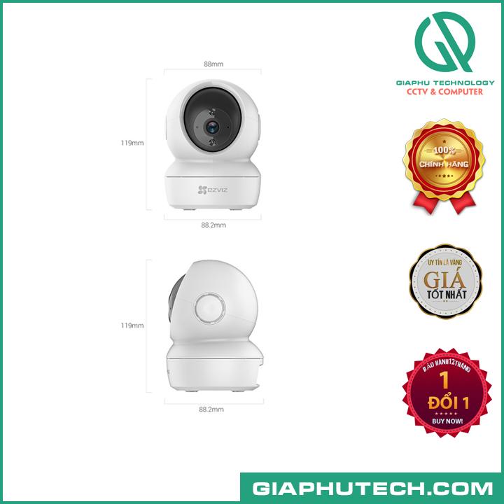 Camera Quay Quét Wifi C6N CS-C6N-A0-1C2WFR