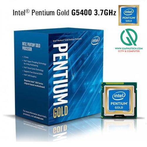 CPU Intel Pentium Gold G5400 (3.7GHz)