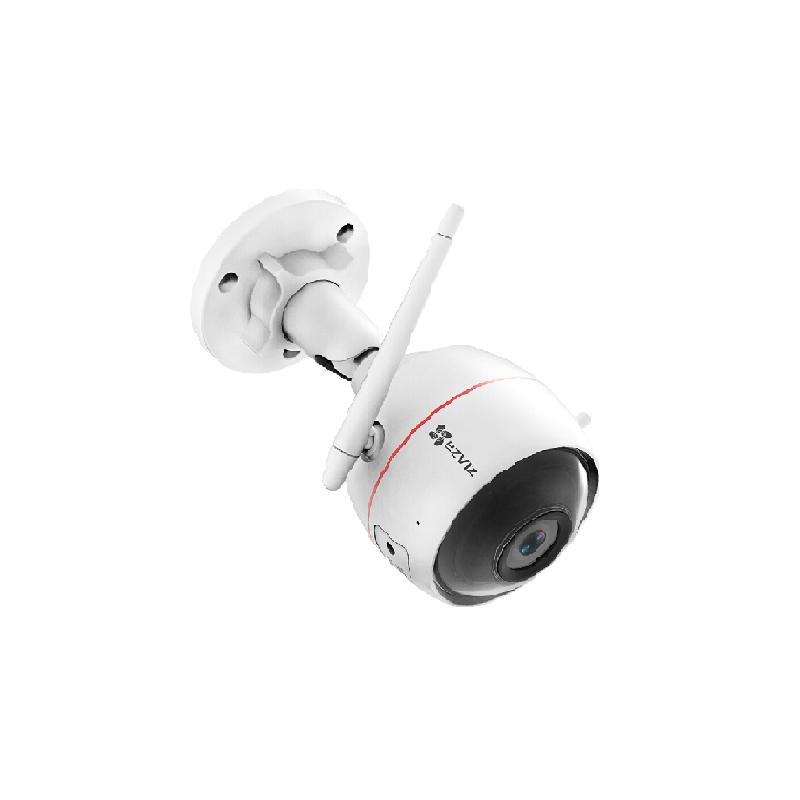 Camera wifi ngoài trời C3W  -1MP - Tích hợp còi – đèn chớp